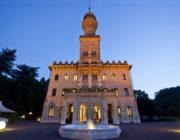 il Pavone Bianco - villa Crespi